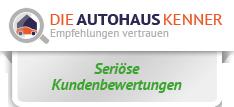 Autohaus wiedmann gmbh volkswagen und audi vertragsh ndler for Bewertung autohaus